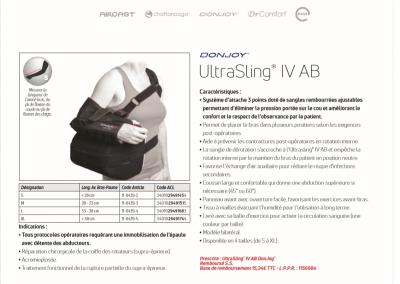 DONJOY UltraSling IV AB