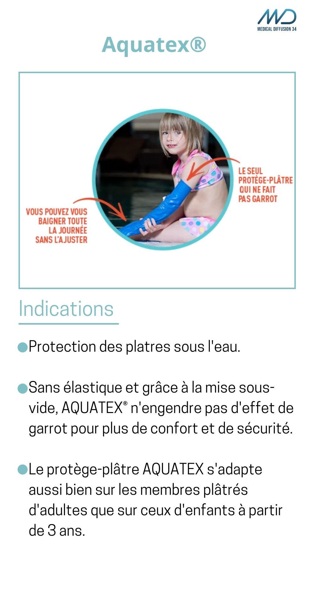 Aquatex - Protection de platre - espace md santé